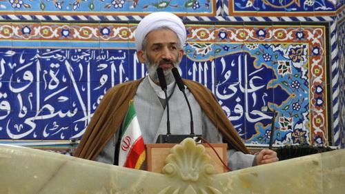 حجت الاسلام محمد باقر محمدی لائینی - امام جمعه نکا