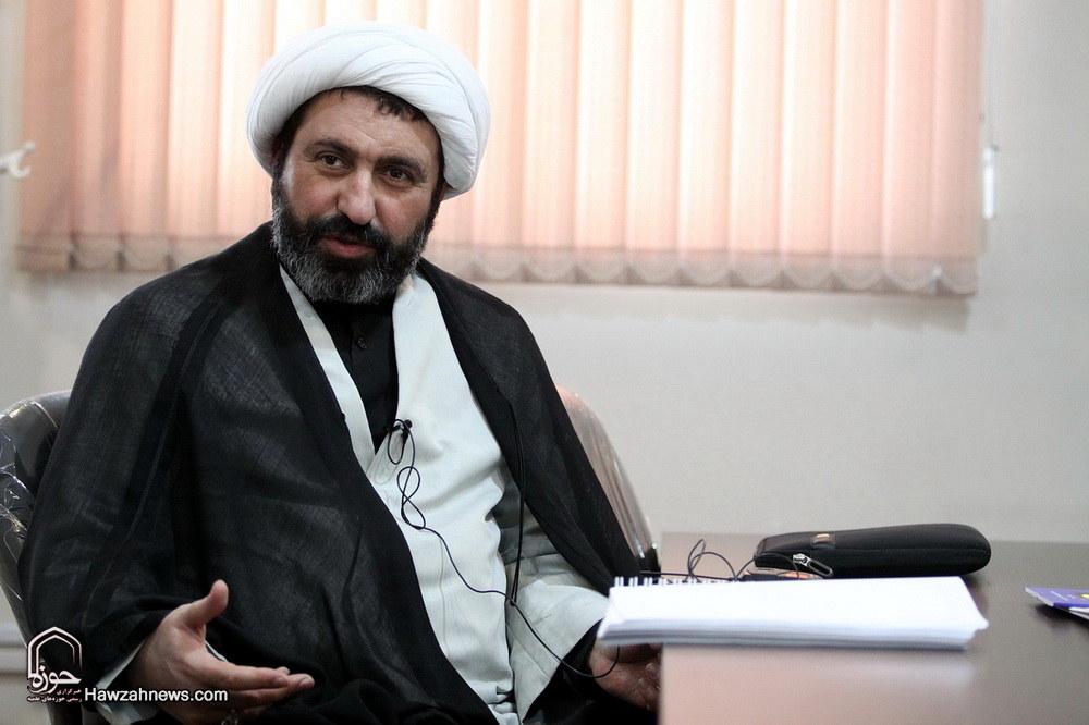 حجت الاسلام محمد علی شمالی