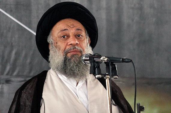 آیت الله موسوی جزایری ، نماینده ولی فقیه در خوزستان و امام جمعه اهواز