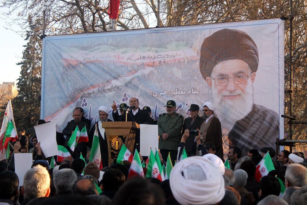 تجمع مردم انقلابی دارالمجاهدین همدان