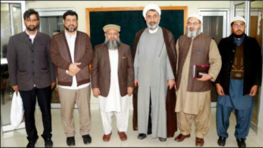 نماینده جامعة المصطفی العالمیة در پاکستان