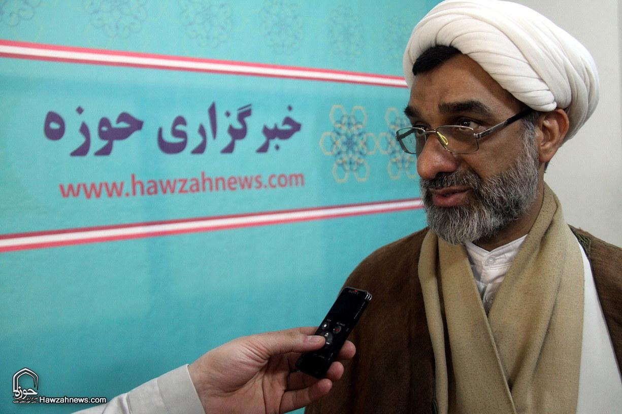 تصاویر/ بازدید حجت الاسلام والمسلمین خسروپناه از رسانه رسمی حوزه