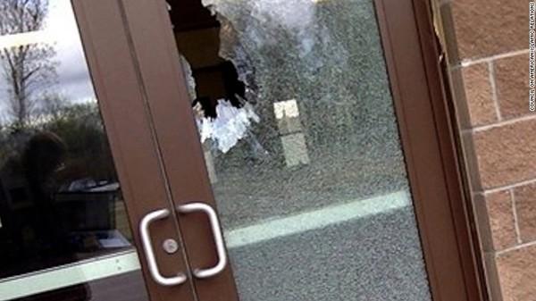 خرابکاری در مسجد