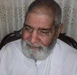 صفدرعلی چوهدری مسئول اسبق ارتباطات جماعت اسلامی  پاکستان