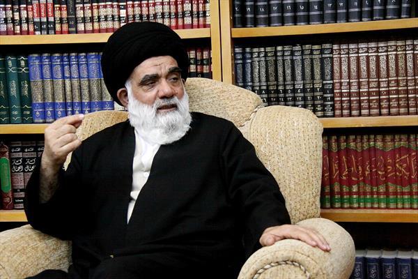 حجت الاسلام والمسلمین حسینی گرگانی