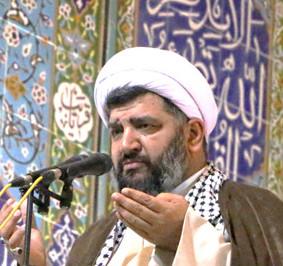 حجت الاسلام قلی پور - امام جمعه بابلسر