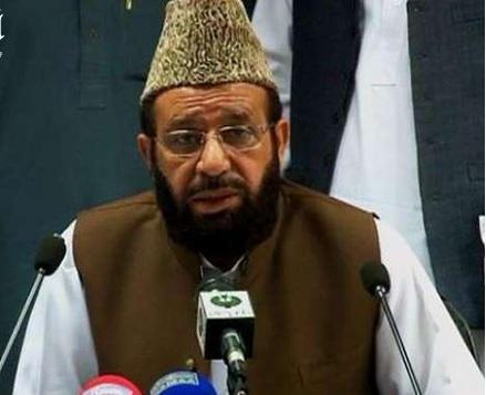 وزیر امور مذهبی پاکستان
