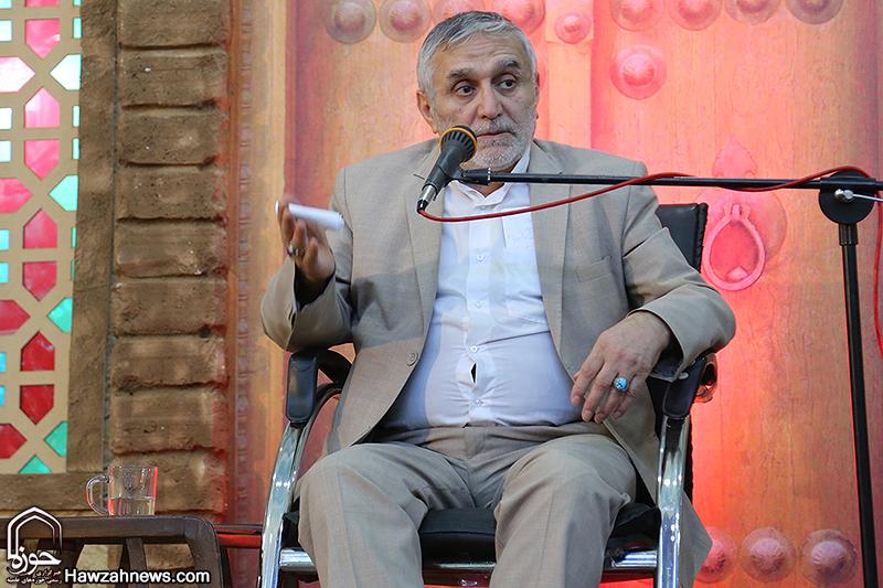 حاج منصور ارزی ، مداح و پیرغلام اهل بیت(ع)