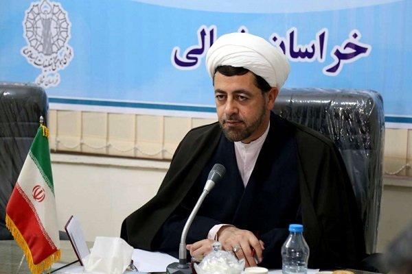 حجت الاسلام محمد علی سالاری-رئیس شورای هماهنگی تبلیغات اسلامی خراسان شمالی