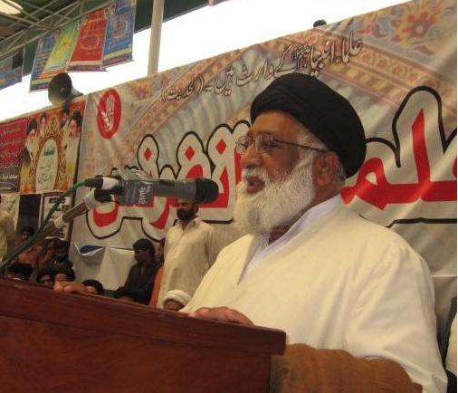رئیس وفاق المدارس  الشیعة پاکستان