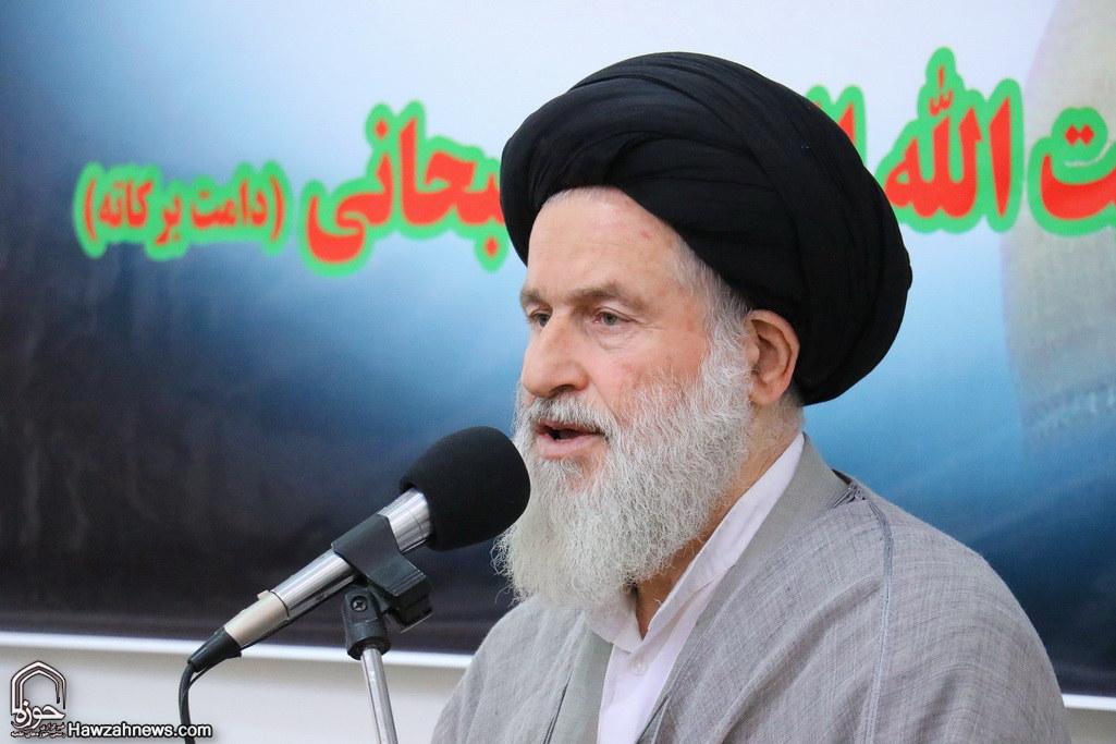 حجت الاسلام والمسلمین سید رحیم توکل