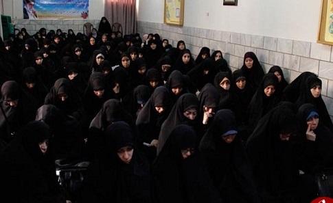 حوزه علمیه خواهران قزوین
