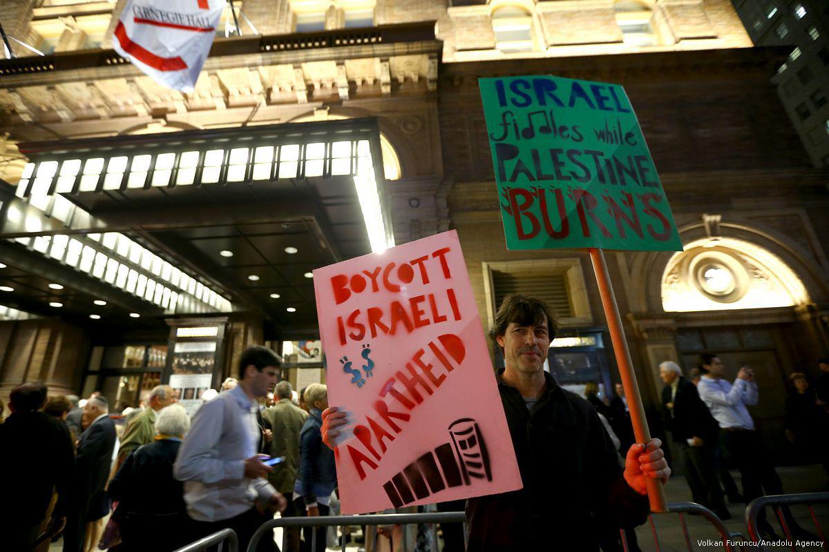 نسل جوان یهودیان آمریکا ضدصهیونیست شده اند!