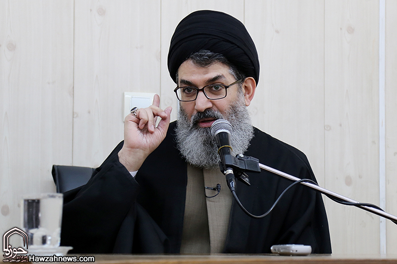 حجت الاسلام و المسلمین هاشم الحیدری