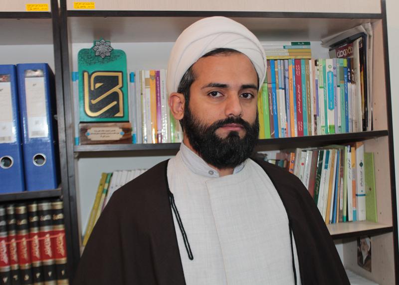 مسئول واحد قرآن و حدیث حوزه علمیه کردستان