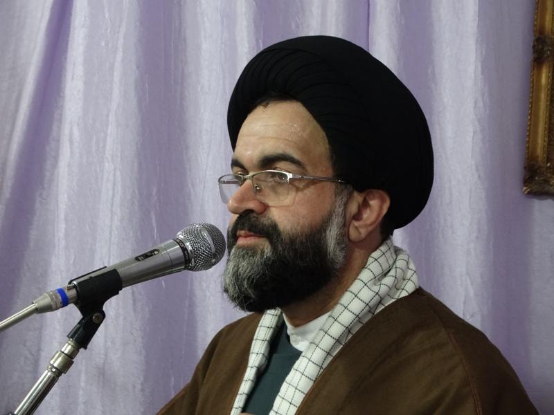 سید داوود موسوی - امام جمعه محمود آباد