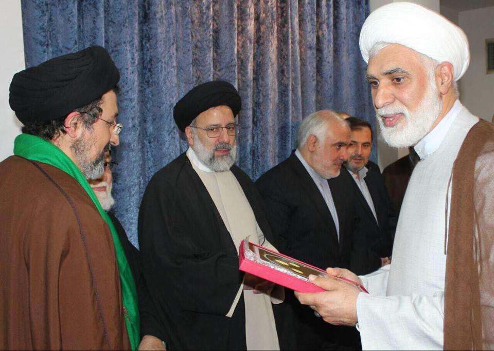 حضور تولیت آستان قدس رضوی در جامعه المصطفی العالمیه شاخه لبنان