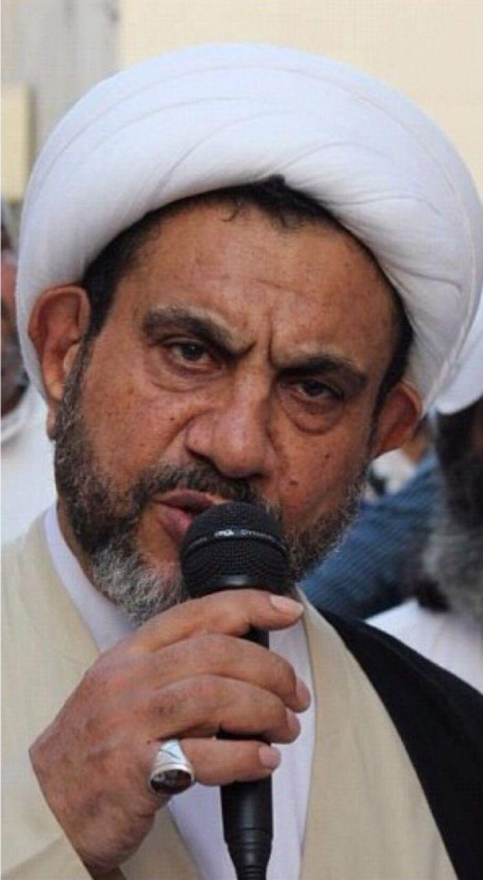 "روحانی سرشناس بحرینی ""محمد صالح القشعمی"""