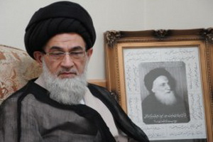 آیت الله سید محمدعلی شیرازی