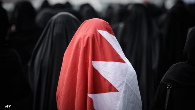 زنان انقلابی بحرینی
