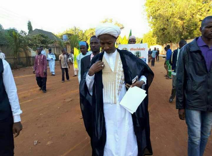 روحانی نیجریه ای