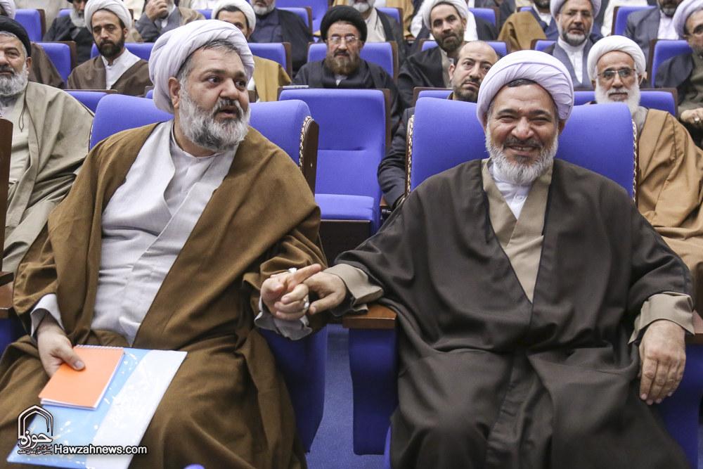 تصاویر/ مراسم تودیع معارفه مدیر حوزه های  علمیه خواهران