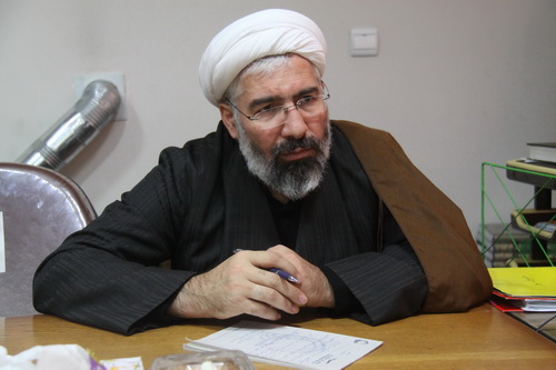 حجت الاسلام صفدر محمدی