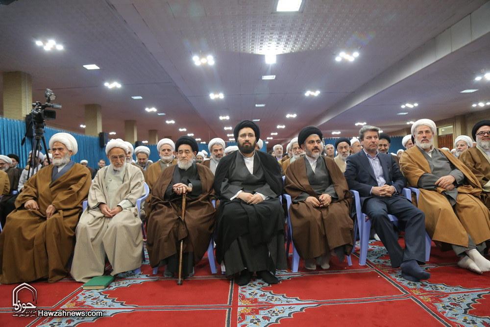 تصاویر/ همایش «روحانیت و انقلاب» در مصلای امام خمینی (ره) ارومیه