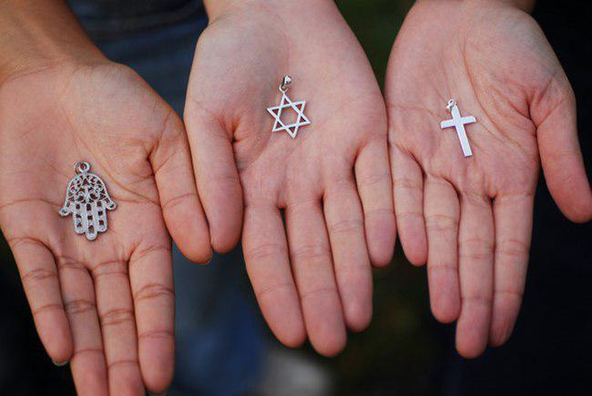 اسلام مسحیت یهودیت