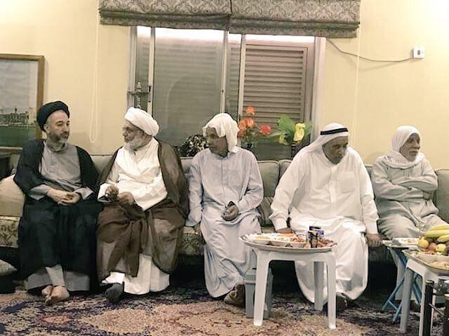 سید عدنان روحانی بحرینی