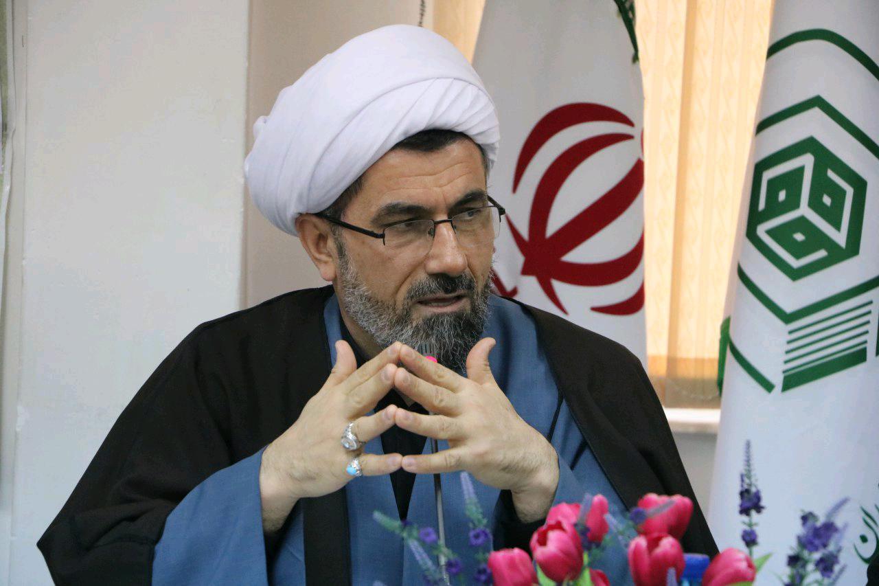 مدیر کل اوقاف مازندران