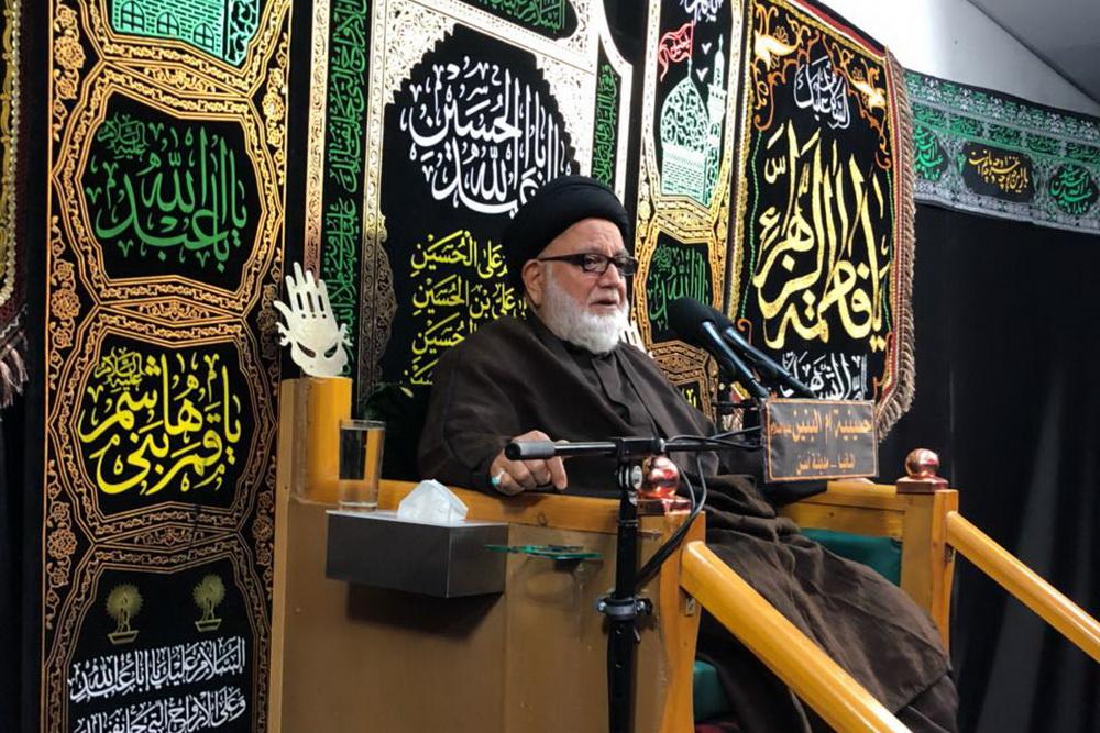حجت الاسلام و المسلمین سید مرتضی کشمیری