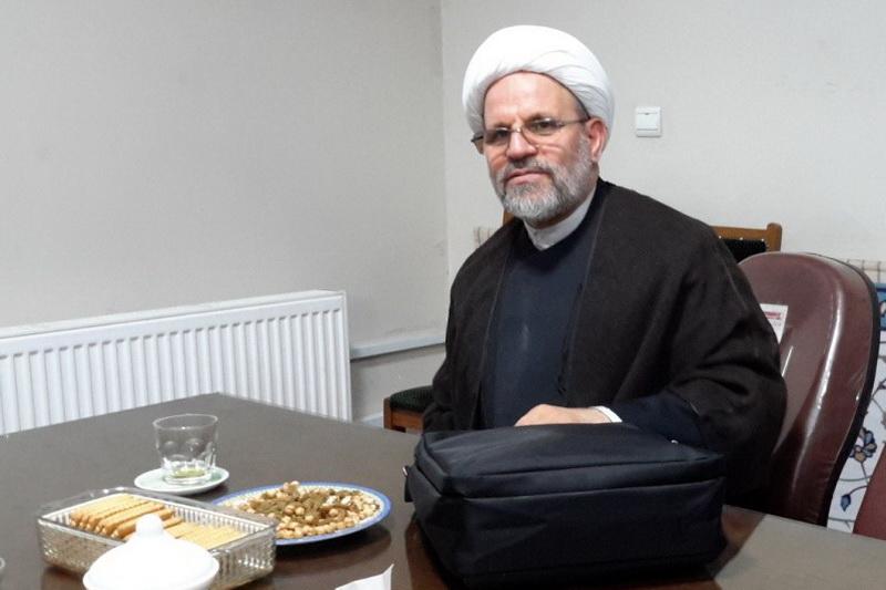 حجت الاسلام والمسلمین مجتبی رحمتی