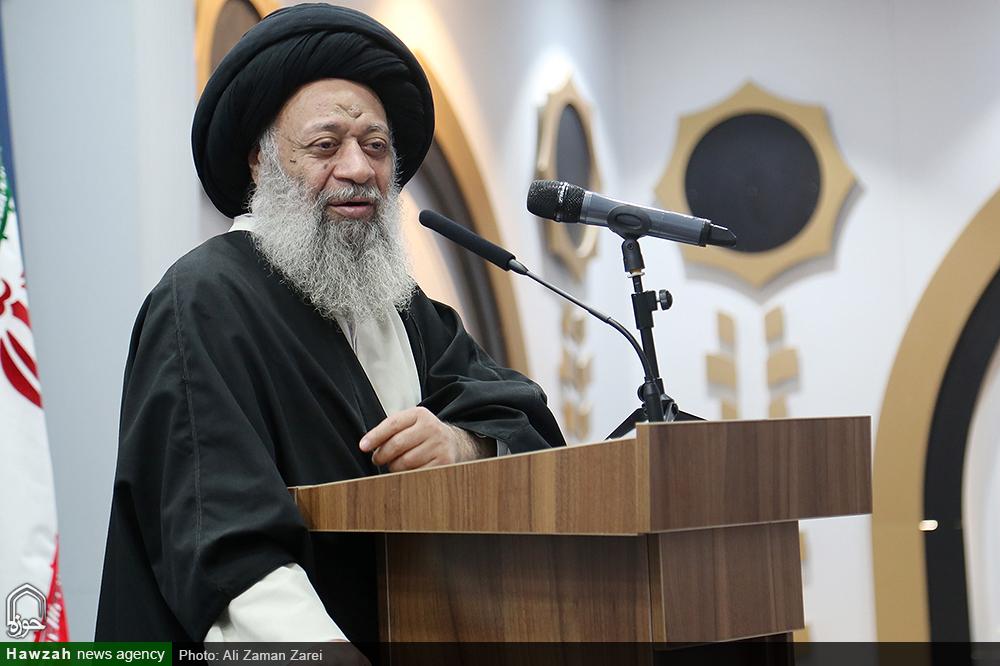 سخنرانی آیت الله موسوی جزایری