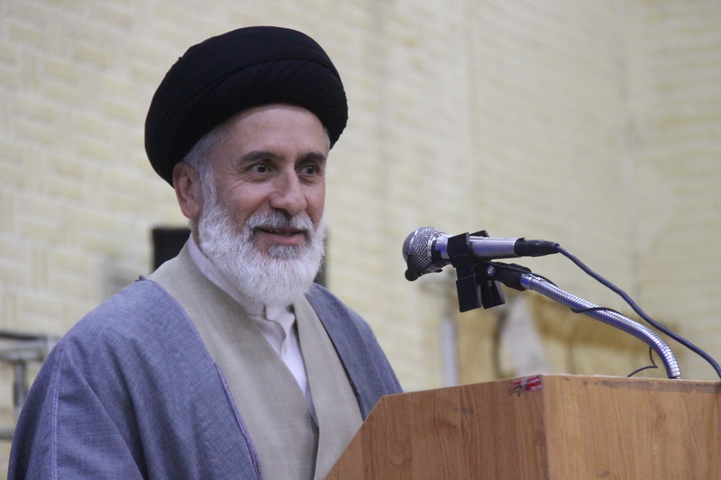 حجت الاسلام والمسلمین ملکی