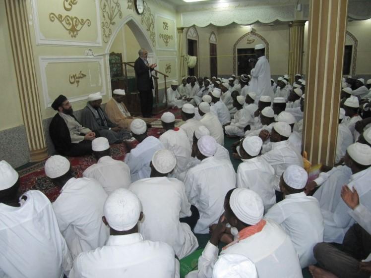 حجت الاسلام و المسلمین شاهدی - تانزانیا