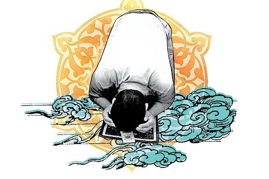 نتیجه تصویری برای نماز