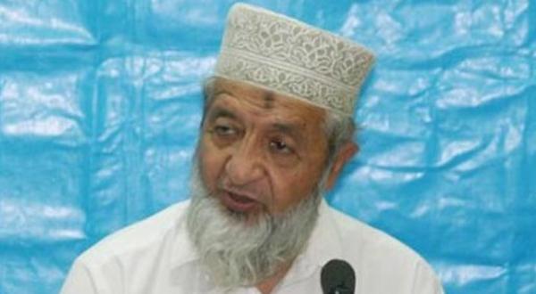 محمد حسین محنتی نائب امیر جماعت اسلامی سند پاکستان