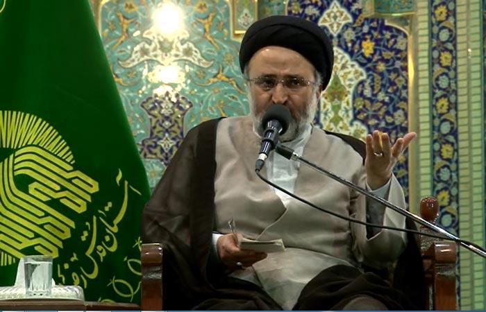 حجت الاسلام سیدحمید میرباقری