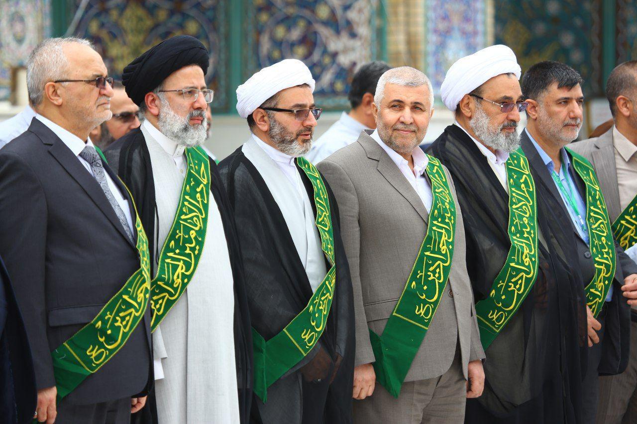 سومین اجلاسیه اعتاب مقدس جهان اسلام در کاظمین