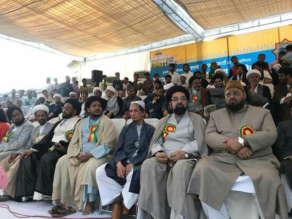 کنفرانس «همبستگی شیعه و صوفیه» در لکهنو هند