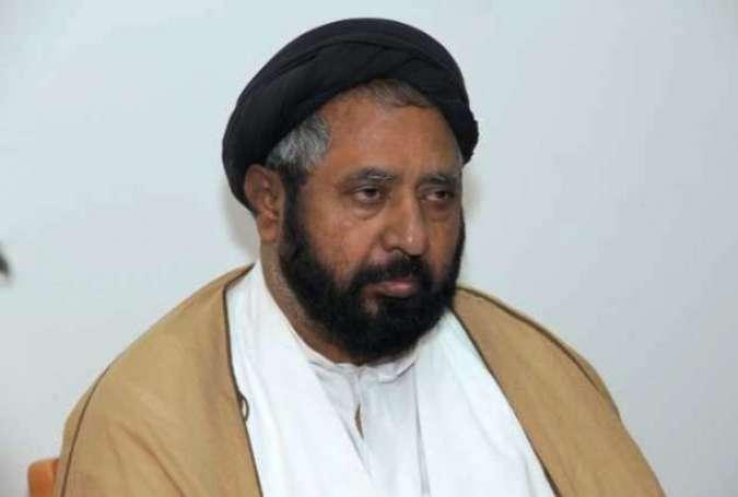 حجت الاسلام والمسلمین سید نیاز حسین نقوی