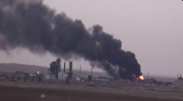 تجاوز اسرائیل به فرودگاه تیفور سوریه
