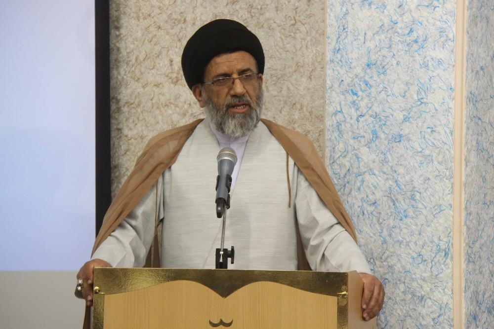 حجت الاسلام والمسلمین حسینی نژاد
