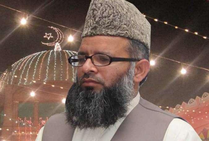رئیس دارالعلوم جامعه نعیمیه پاکستان