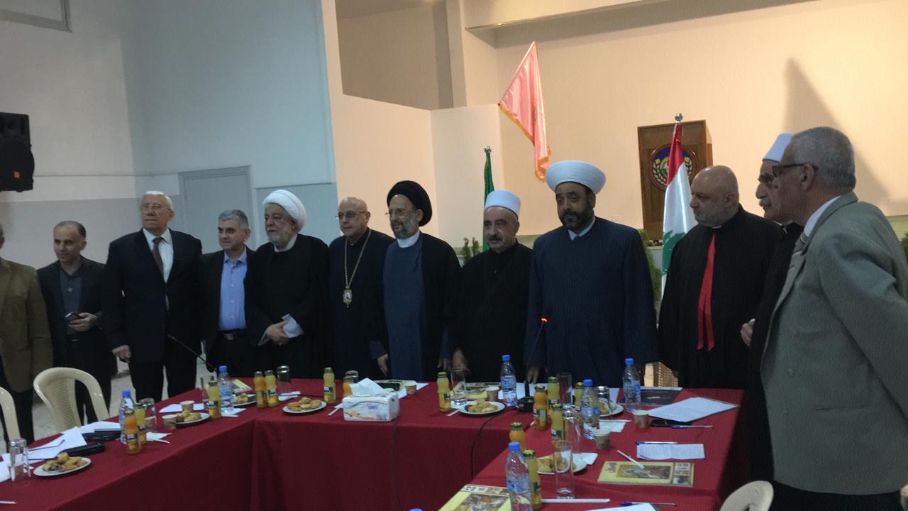 برگزاری نشست علمایی در لبنان