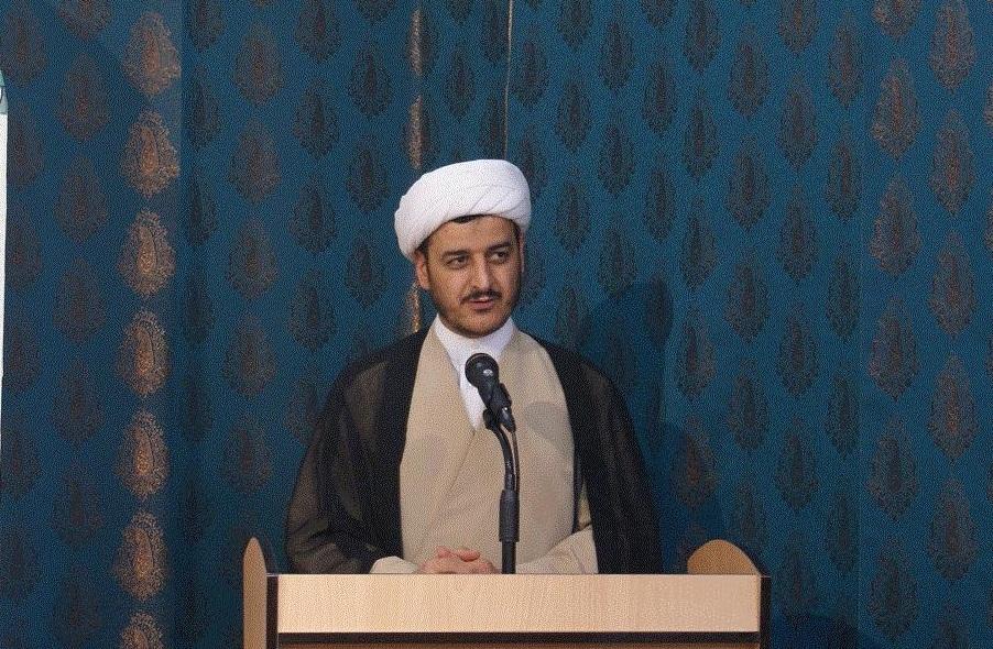 حجت الاسلام محسن افضلآبادی