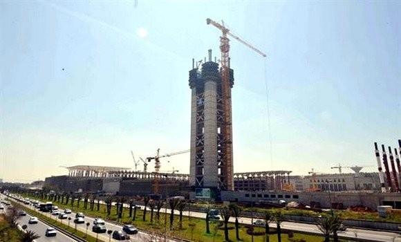 ساخت مسجد اعظم  الجزایر تا پایان سال ۲۰۱۸ میلادی به پایان می رسد