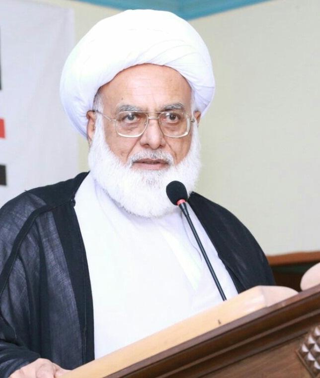 رئیس مرکز اسلامی منهاج الحسین(ع) پاکستان