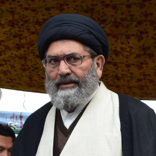 سرپرست شورای علمای شیعه پاکستان